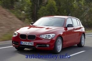 BMW 1-ой серии стал мощнее и просторнее