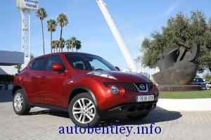 Испытания EuroNCAP автомобиля Nissan Juke