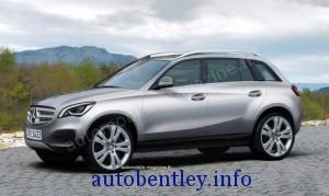 Небольшой внедорожник Mercedes GLC планируют выпустить к 2014 году