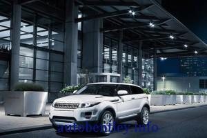 Range Rover Evoque – элегантный британский паркетник