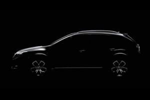 Концепт-кар XV от концерна Subaru